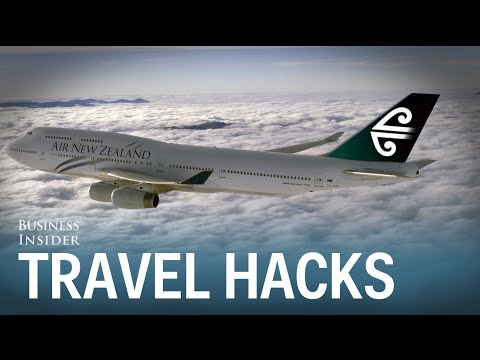8 awesome travel hacks