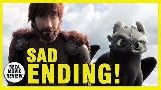 REVIEW Film How to train your dragon 3 (INDONESIA)