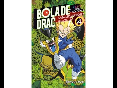 review-español---full-color-tomo-4-saga-androides-y-cell---dragon-ball-z