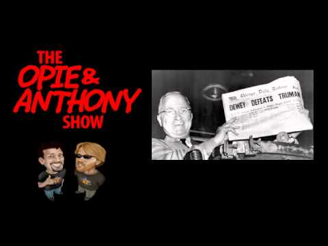 Opie and Anthony: Weird News Stories Compilation I