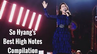 So Hyang's Best Notes Compilation | B4 - D6 [Full HD]