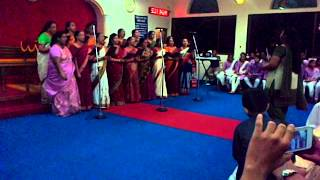 Bethel Mar Thoma Church Mumbai Malad Carols 2013.