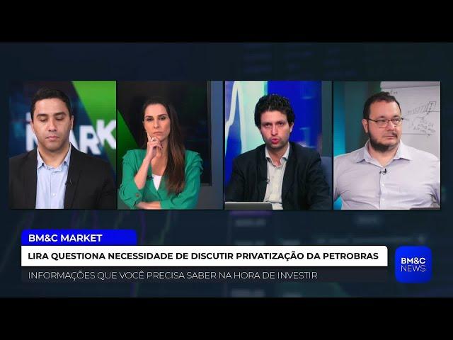 Privatização da Petrobras? Alexandre Cabral e Alan Ghani avaliam