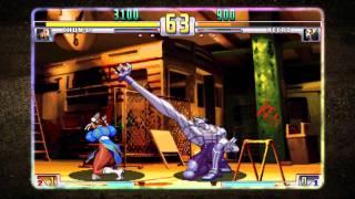 Street Fighter III: Third Strike Online Edition First Trailer