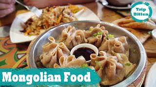 What Do They Eat In Mongolia? - Mongolian Food In Ulaanbaatar