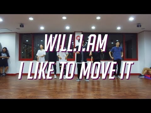 [NYDANCE]  NYDANCE Mokdong Hiphop Will.I.Am - I Like To Move It