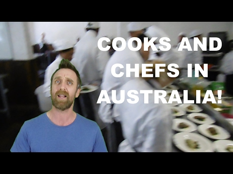Cooking courses in Australia!