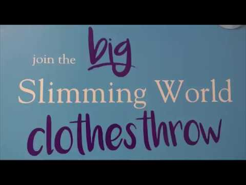 Scarborough and Whitby's Slimming World Groups Donate Their Old Clothes To Charity