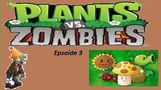 Plants vs Zombies - Epsoide 3