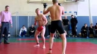 Мастер спорта по рукопашному бою