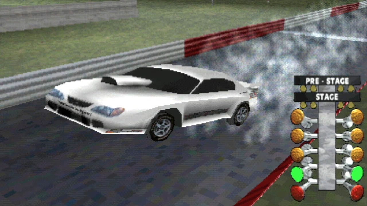 Drag Racing Games For Ps3
