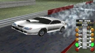 CGR Undertow - IHRA DRAG RACING review for PlayStation