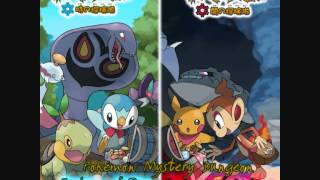 We Are Explorers! - Pokémon Mystery Dungeon: Explorers of Time/Darkness/Sky