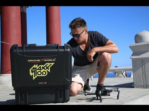 DRONE WORLD MAVIC MAXX MOD KIT REVIEW