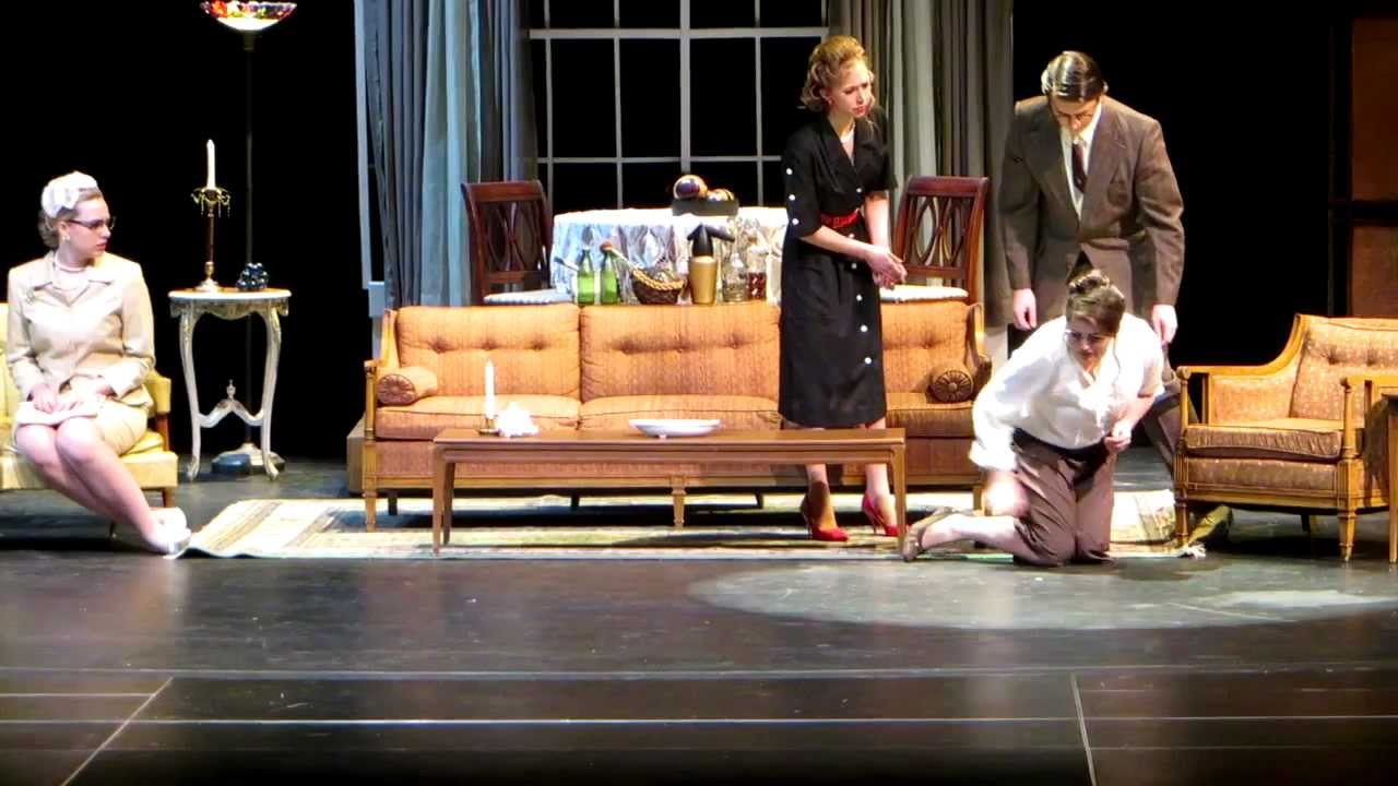 the bad seed play