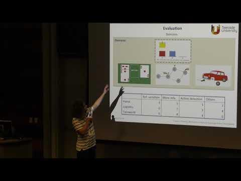 ICAPS 2017: Framer: Planning Models from Natural Language Action Descriptions