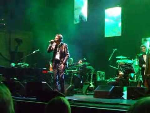 Bryan Ferry - Carrickfergus - Glasgow Royal Concert Hall 12th November 2013