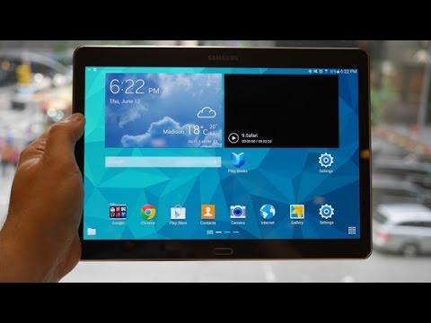Samsung GALAXY Tab S : How to take Remote PC ?