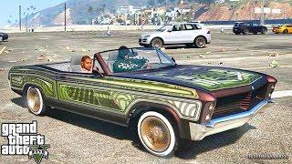 GTA 5 REAL LIFE CJ MOD #20 - CAN WE TRUST LAMAR!!!(GTA 5 REAL LIFE MODS/ THUG LIFE) 4K 60FPS