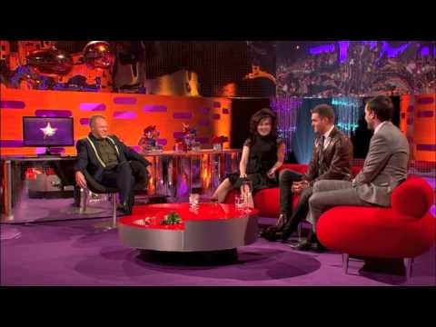 Helena Bonham Carter on The Graham Norton Show part 2