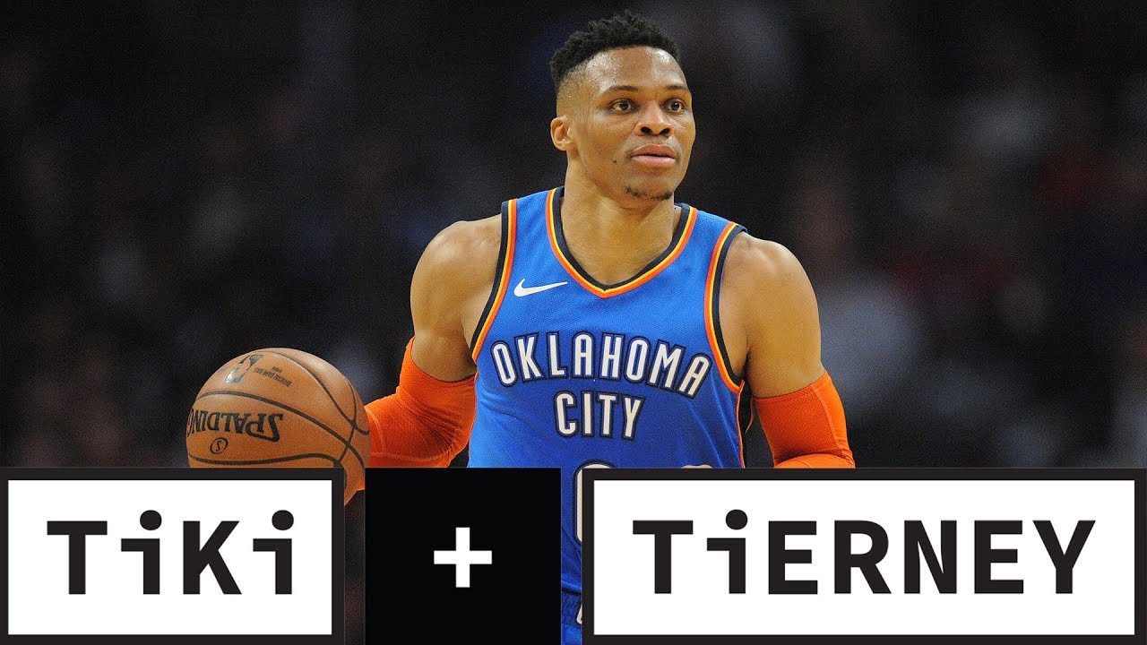 Russell Westbrook Goes Off! | Tiki + Tierney