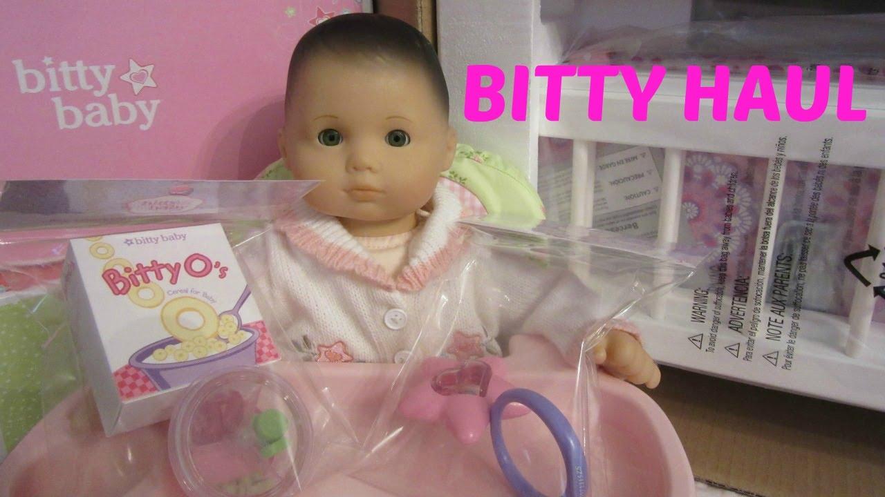American Girl Bitty Baby HAUL with Elsa YouTube – American Girl Bitty Baby High Chair
