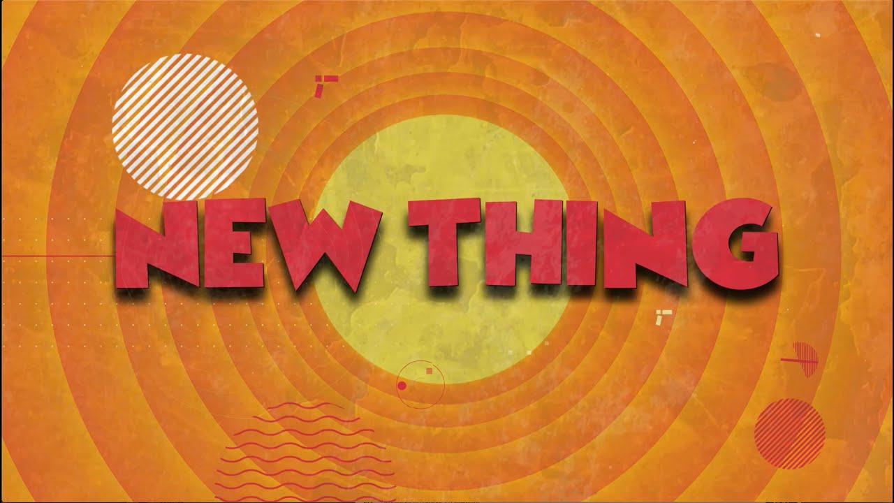 The Wiz - New Thing [Official Lyric Video]