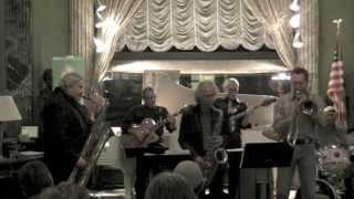 """Tom Malone & Friends-""""The Chicken""""-Steinway Hall NY 10-26-2011"""