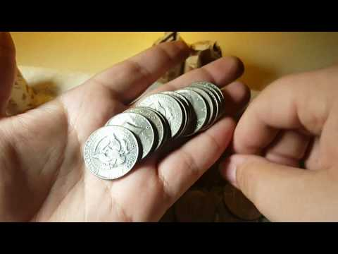 COIN ROLL HUNTING HALF DOLLARS - ENDLESS SILVER!!!