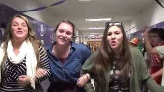 "Leo High School ""Be True to Your School"" Macys Lip Dub Challenge"