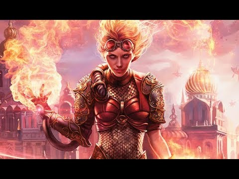 Young CGB - Free to Play MTG Arena Guide for Beginners - Day 1 - R/b Aggro in QC