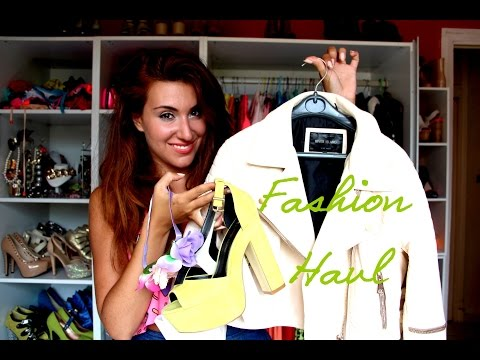 HAUL MODE été 2014 : Forever21, She inside, Asos, Persunmall, River Island + Concours