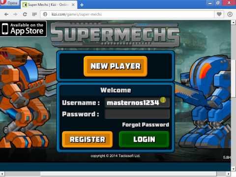 Super Mechs Tecks Hack Con Cheat Engine