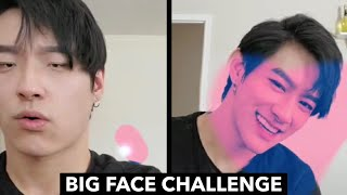 BIG FACE CHALLENGE - Ep1