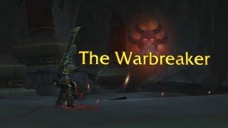 The Story of Stromkar, the Warbreaker [Artifact Lore]