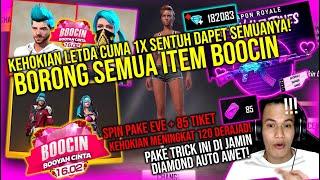 Download lagu SPIN TERHOKI LETDA CUMA BERMODAL TIKET SPIN DAPET SEMUA BUNDLE BUCHIN GANK !!! OTW 3 JT SUBCRIBER