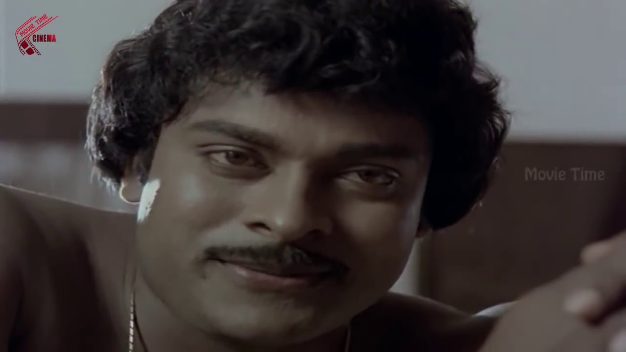 Chiranjeevi With Silk Smitha Love Scene || Gooda Chari No 1 Movie ...