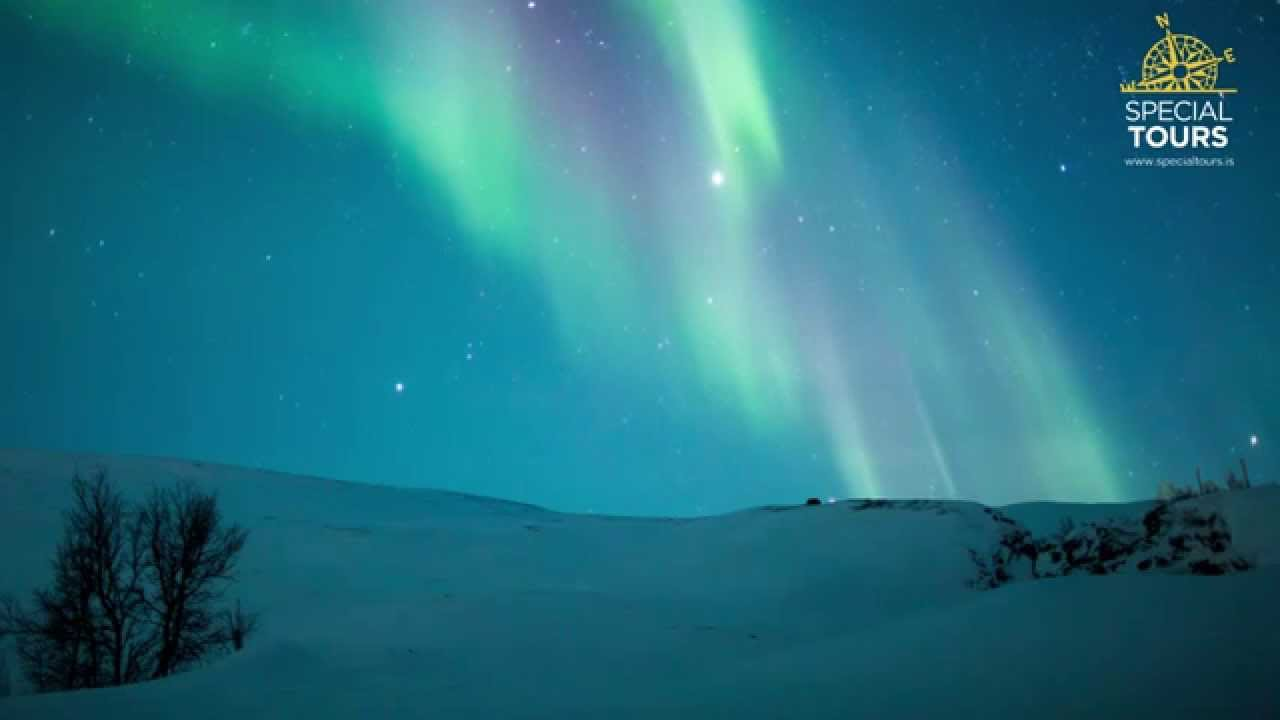 Northern Lights Iceland   YouTube