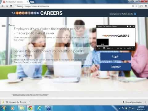 The Introduction for Employment Service Providers webinar