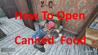 Video Tutorial to Learn How to open cans dayz | Step by Step Guide for  How to open cans dayz