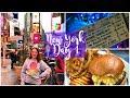 New York Vlog November 2017 | Day One