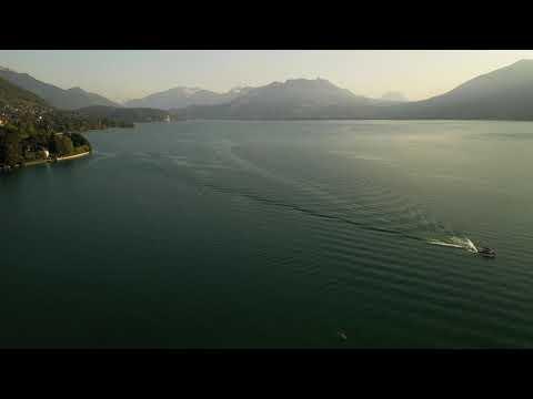 Lac d´Annecy - 24 H - 4 Saisons