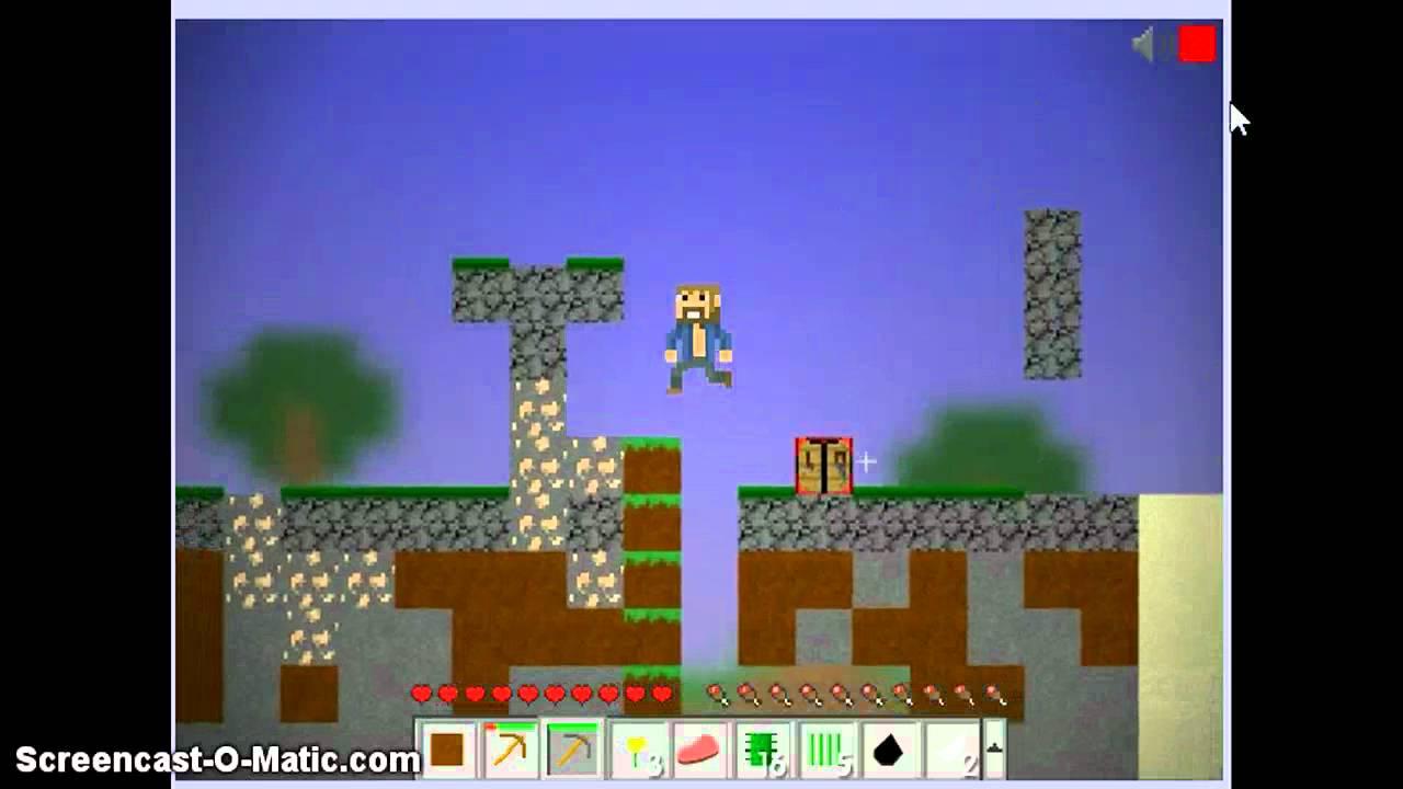 mine blocks 2d