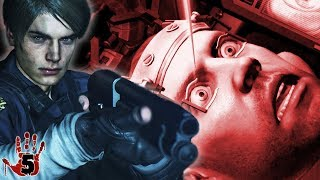 Top 5 Scariest First-Person Games