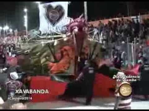 Desfile das Bandas Carnavalescas de Pelotas #Carnaval2014