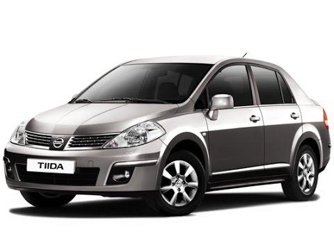 Nissan Tiida 2009 год 1,5 л. Без пробега по РФ от РДМ Импорт