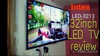 Intex 32inch full HD LED TV review