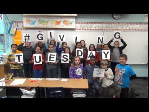 Bluejacket Flint Class - #GIVINGTUESDAY