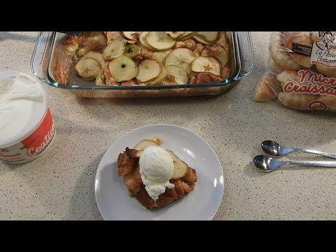 pudding-aux-pommes-&-micro-croissants®