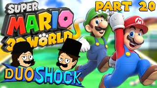 Game Over - Super Mario 3D World - #20 - DuoShock [Barry & Tim]